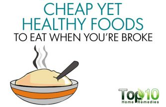 Top 10 Cheap Yet Healthy Foods to Eat When You're Broke