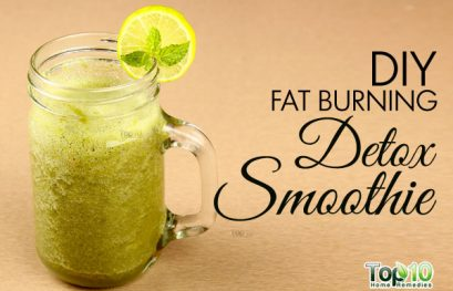 DIY Fat-Burning Detox Smoothie