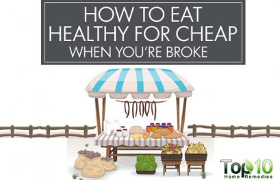 How to Eat Healthy for Cheap When You're Broke