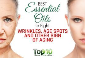 10 Best Essential Oils to Fight Wrinkles, Age Spots and Other Signs of Aging