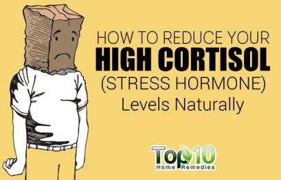 How to Reduce Your High Cortisol (Stress Hormone) Level Naturally