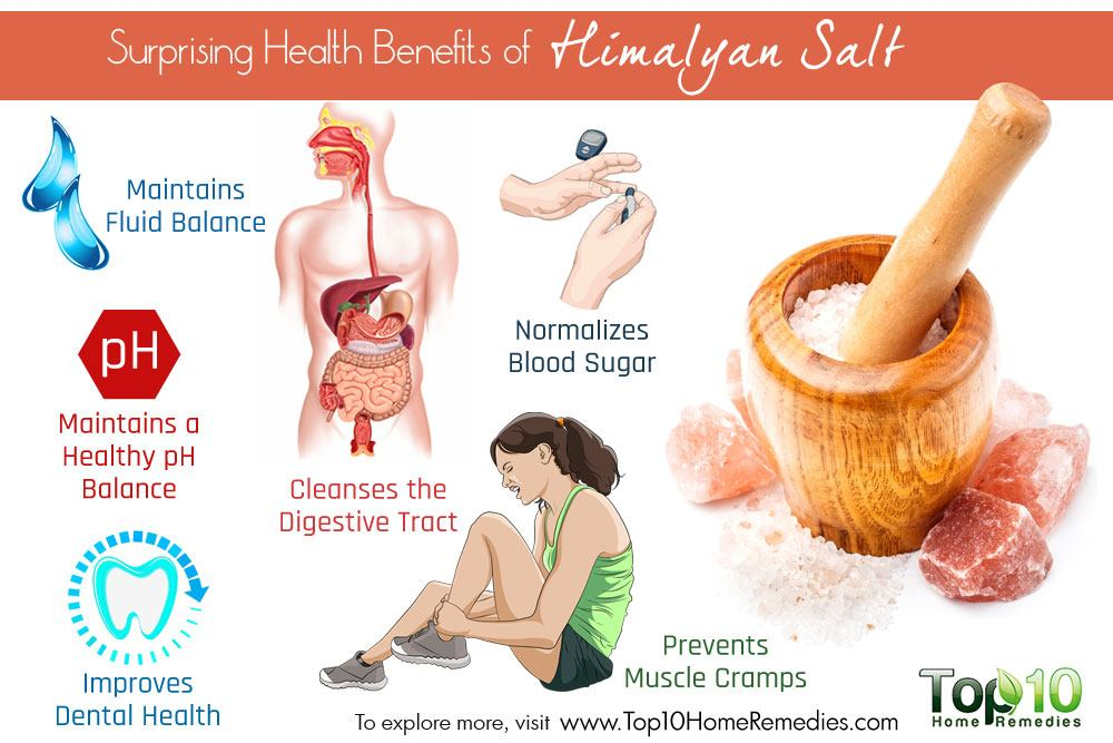 Himalyan Salt Water Health Drink