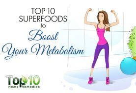 Top 10 Superfoods to Boost Your Metabolism