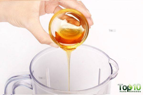 add honey