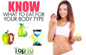 Know What to Eat for Your Body Type