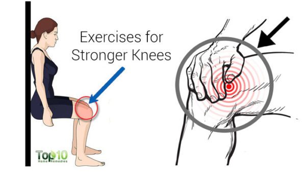 stronger knees exercises