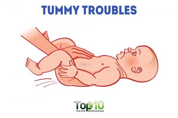 baby tummy trouble