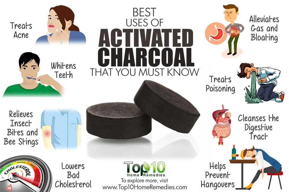 How to activate charcoal