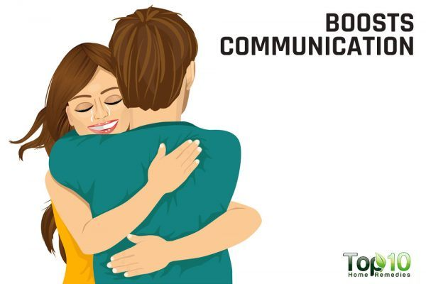 boosts communication