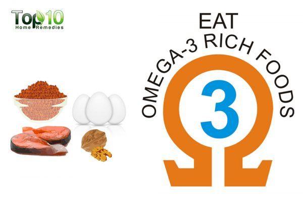 eat omega-3 foods