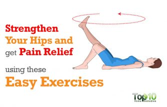 10 Easy Exercises to Strengthen Your Hips and to Help Relieve Pain