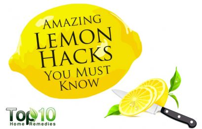10 Amazing Lemon Hacks You Must Know