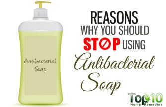 Reasons Why You Should Stop Using Antibacterial Soap