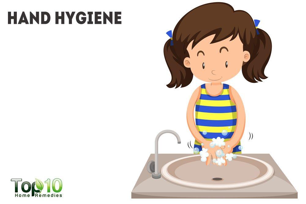 how to keep good hygiene