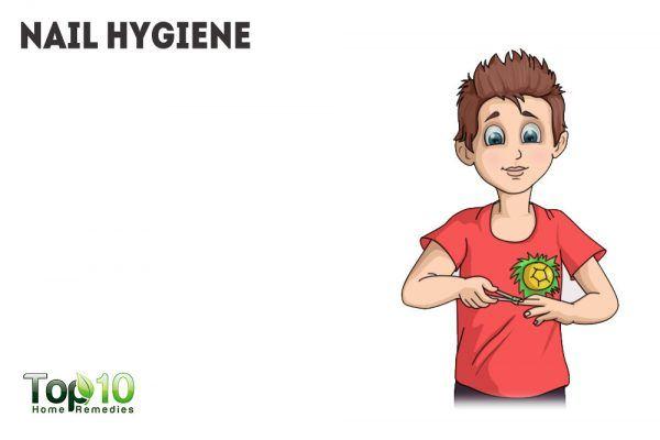 nail hygiene