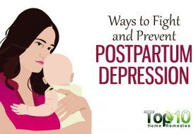 10 Ways to Fight and Prevent Postpartum Depression