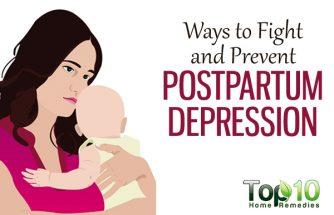 10 Ways to Fight and Prevent Postpartum Depression