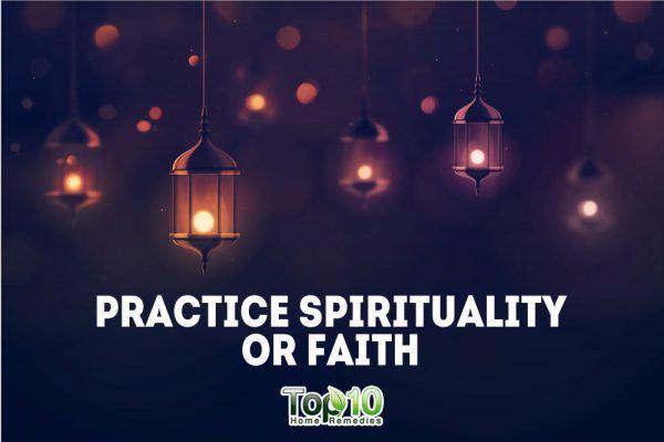 practice spirituality