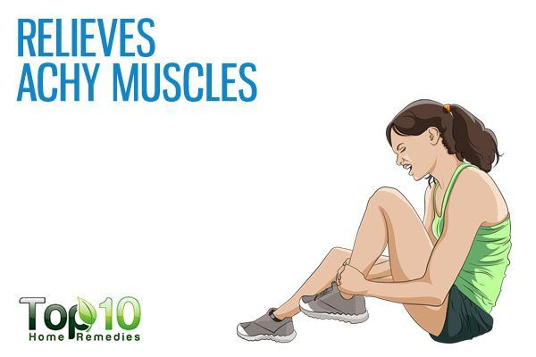relieves achy muscles