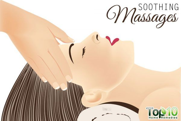 soothing massages