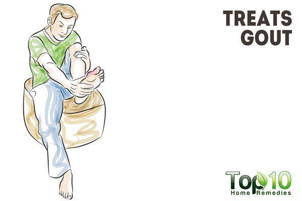 treats gout