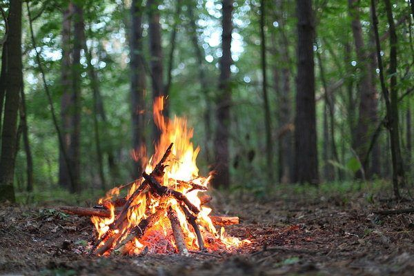 create a fire