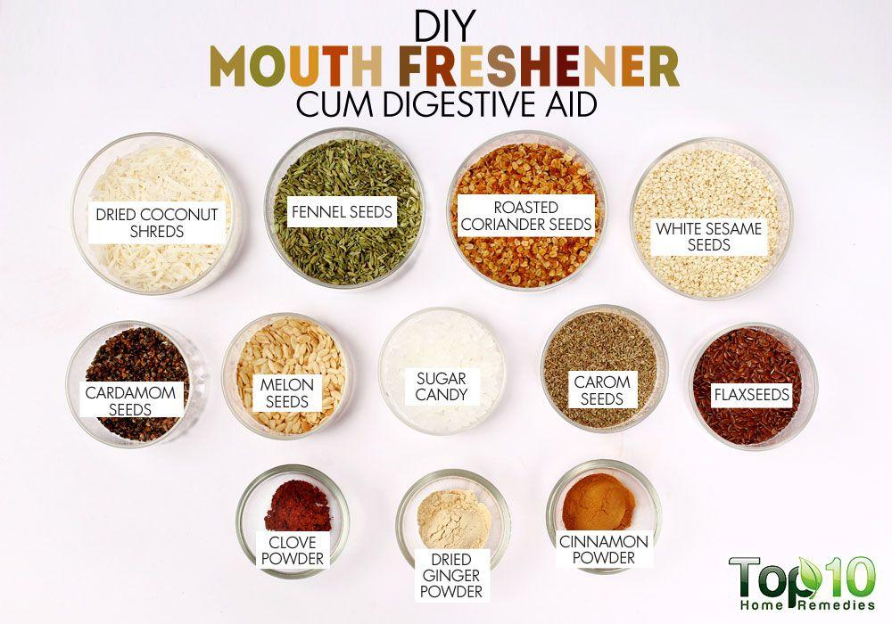 mouth freshener
