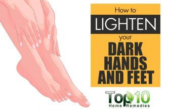 How to Lighten Your Dark Hands and Feet