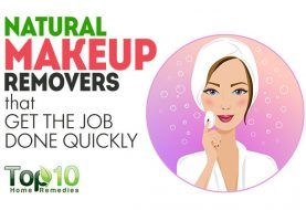 10 Natural Makeup Removers that Get the Job Done Quickly