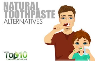 10 Natural Alternatives to Toothpaste