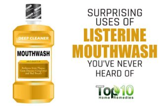 10 Surprising Uses of Listerine Mouthwash You've Never Heard Of