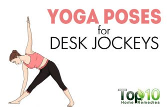10 Easy Yoga Poses to Undo the Damage Caused by Desk Job
