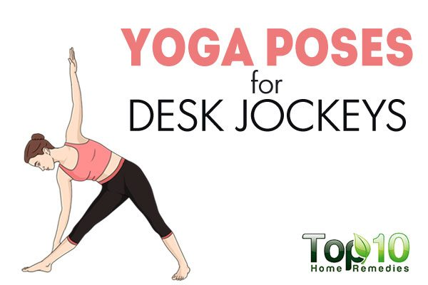10 Easy Yoga Poses to Undo the Damage Caused by Desk Job ...