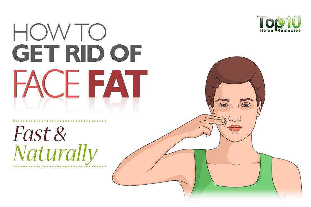 Ways To Get Rid Of Double Chin Naturally