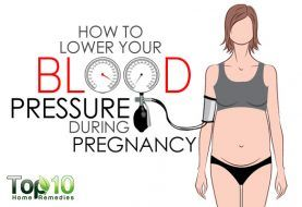 How to Lower Your High Blood Pressure During Pregnancy