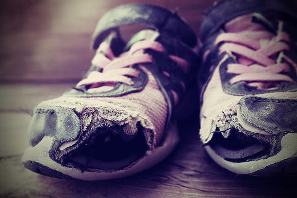 Replace Running Shoes Every  Months