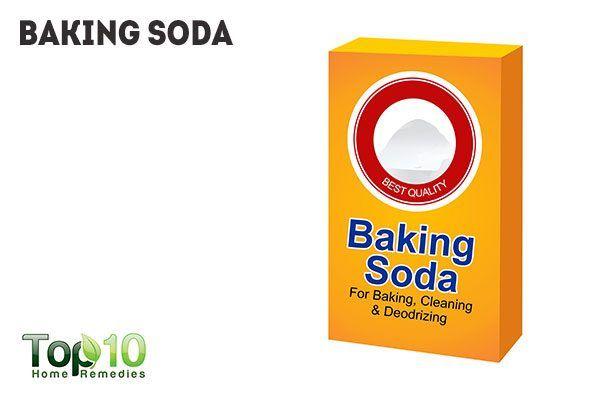 baking soda for blotchy skin