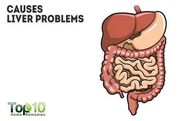 sugar causes liver problems