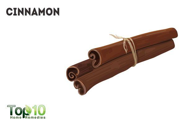 cinnamon for chest acne