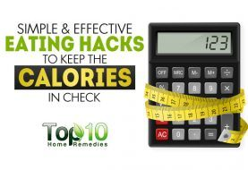 10 Simple and Effective Eating Hacks to Keep the Calories in Check