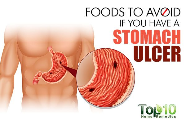 What Food To Avoid If You Have Stomach Ulcers