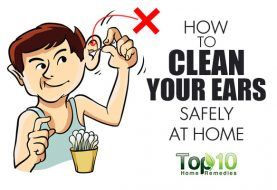 How to Clean Your Ears Safely at Home