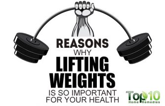 10 Reasons Why Lifting Weights is So Important for Your Health