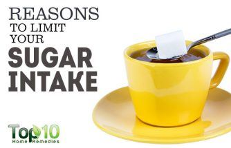 Top 10 Reasons to Limit Your Sugar Intake