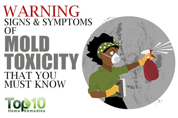 10 Warning Signs And Symptoms Of Mold Toxicity That You
