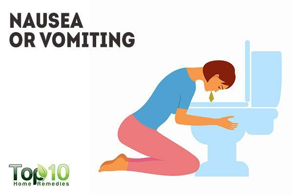nausea and vomiting side effects of chemotherapy