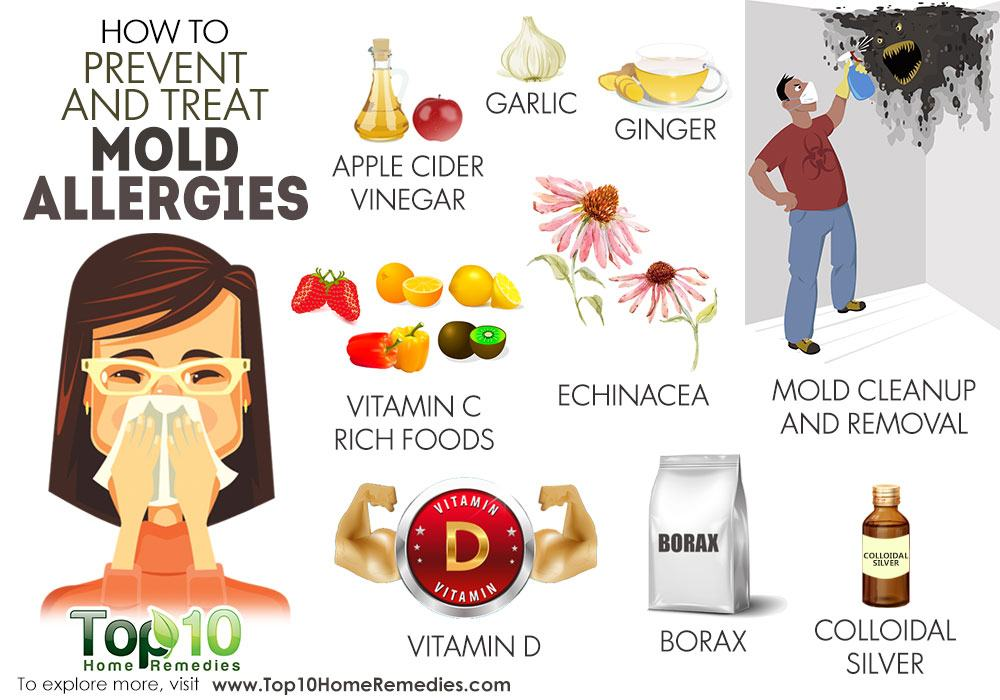 Natural Ways To Treat Allergies And Sinus