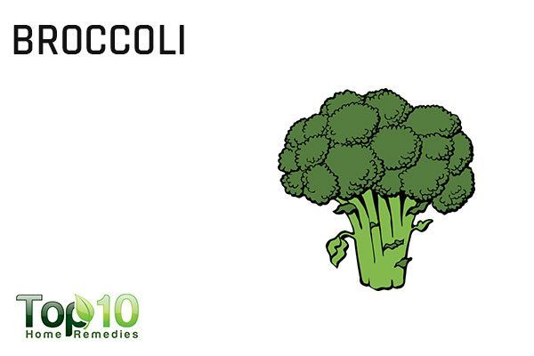 broccoli for alzheimer's disease