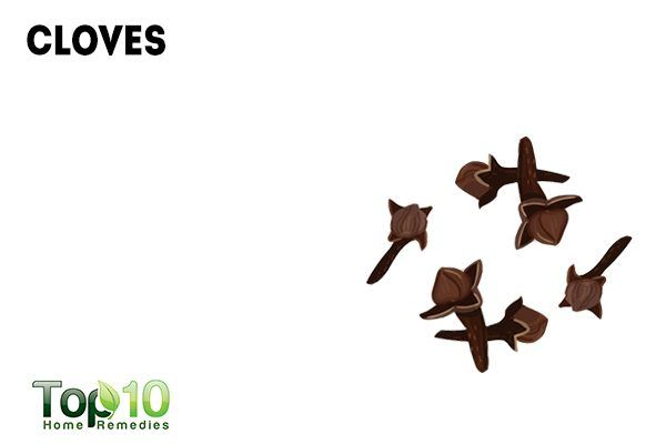 cloves for intestinal worms in dogs