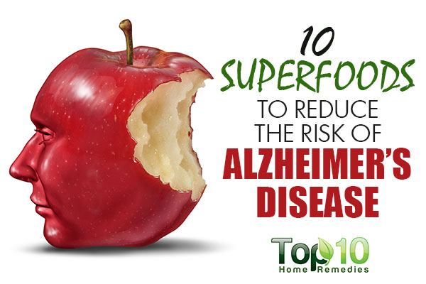 superfoods to reduce alzheimer's disease